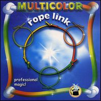 Multicolored Rope Link by Vincenzo DiFatta