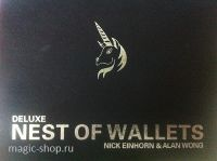 Nest of wallets