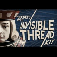 Secrets with invisible thread | все для Левитации.