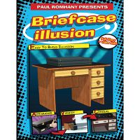 Иллюзион СТОЛ | The Briefcase Illusion by Paul Romhany